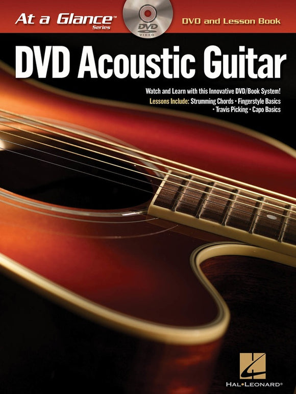 Acoustic Guitar - At a Glance