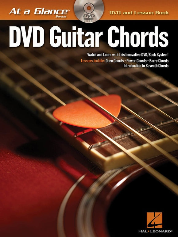 Guitar Chords - At a Glance