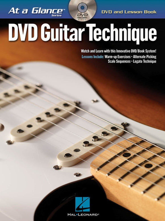 Guitar Technique - At a Glance