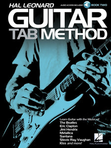 Hal Leonard Guitar Tab Method - Book 2