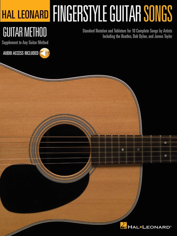 Fingerstyle Guitar Songs