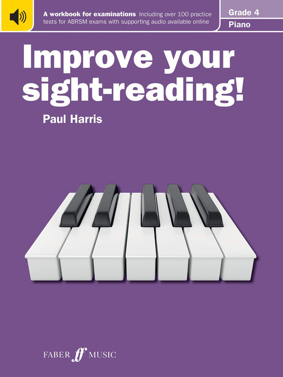 Improve Your Sight-Reading! Piano Grade 4