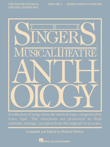 The Singer's Musical Theatre Anthology Vol.3 - Mezzo Soprano