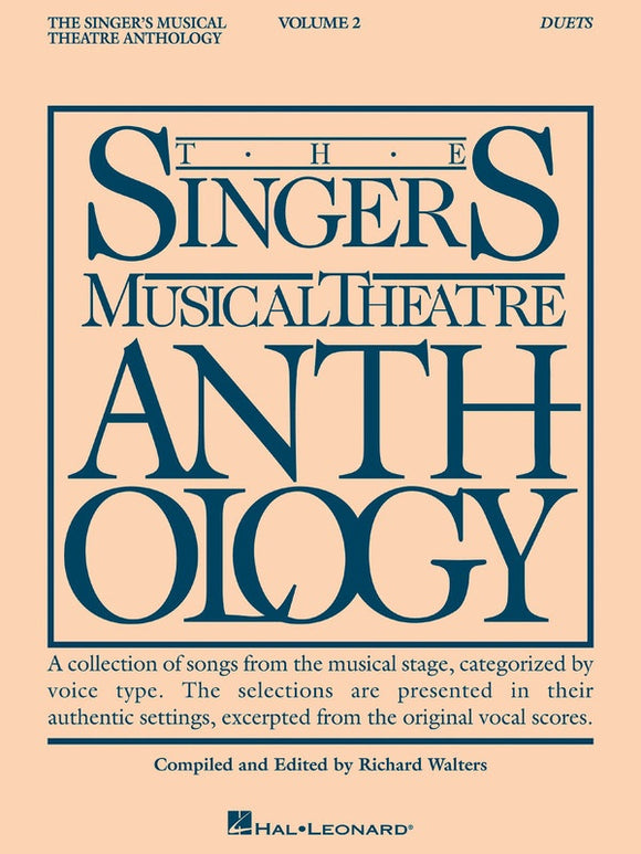 The Singer's Musical Theatre Anthology Vol.2 - Duets