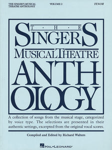 The Singer's Musical Theatre Anthology Vol.2 - Tenor