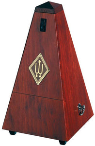 Wittner Wooden Metronome with Bell - Matte Finish