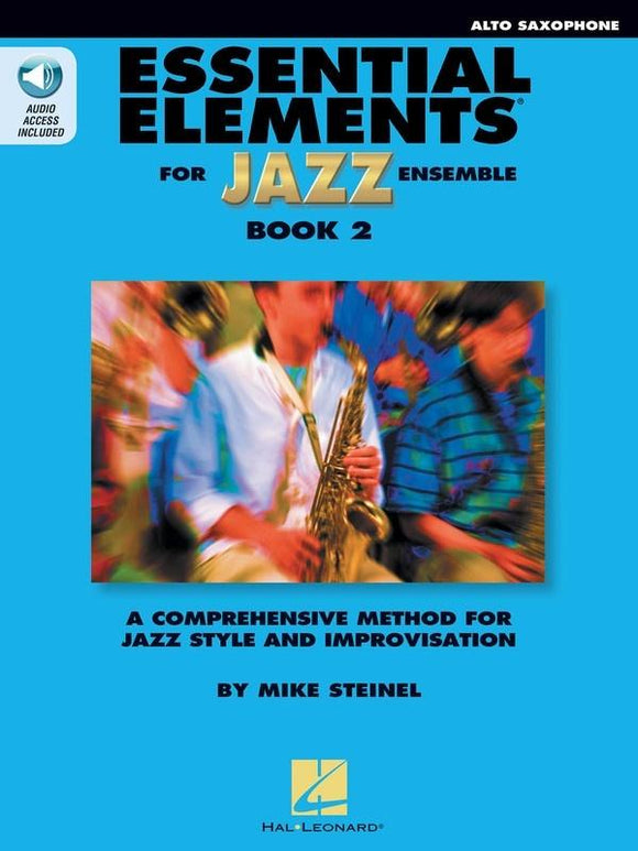 Essential Elements for Jazz Ensemble, Book 2