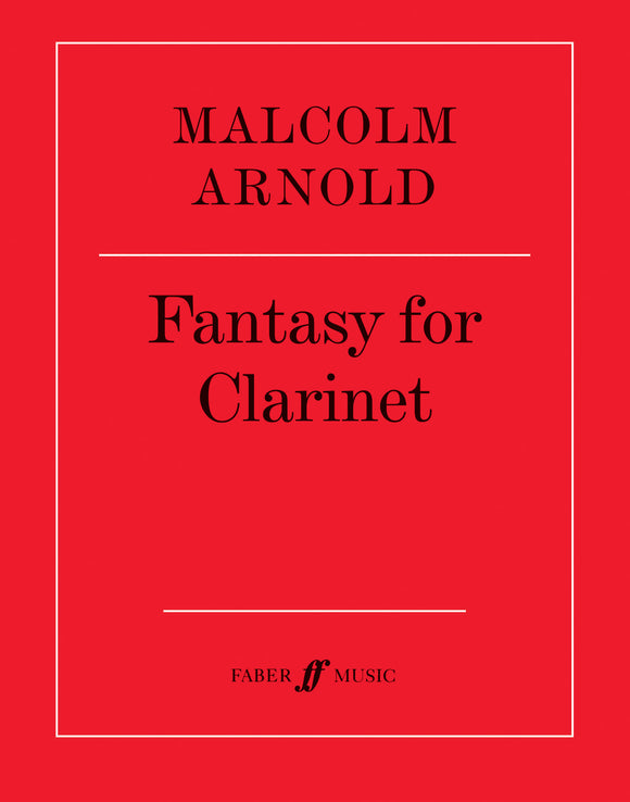 Arnold: Fantasy for Clarinet