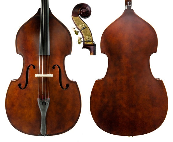 Enrico Student Extra Solid 3/4 Double Bass