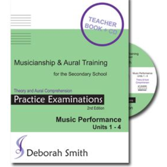 Musicianship & Aural Training - Practice Examinations (2nd Ed. –2012)