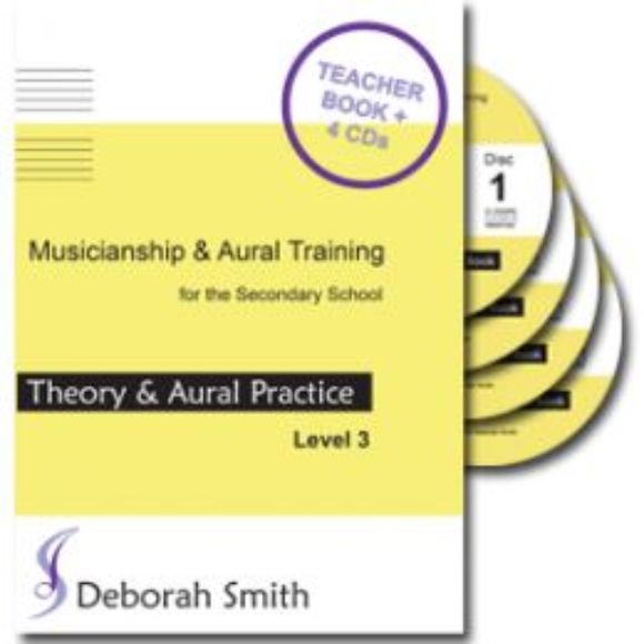 Musicianship & Aural Training - Theory & Aural Practice - Level 3