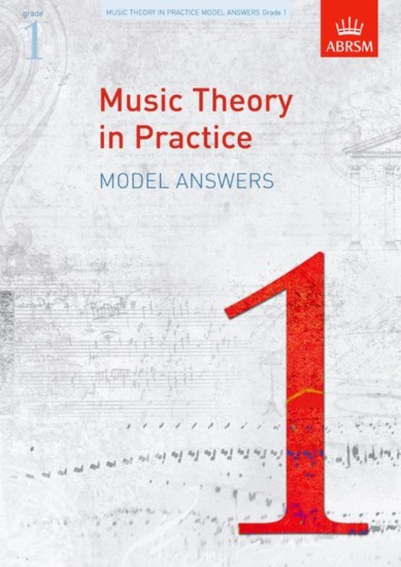 ABRSM Music Theory In Practice Model Answers Gr 1