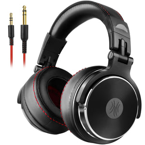 OneOdio Pro 50 Wired Headphones with Mic