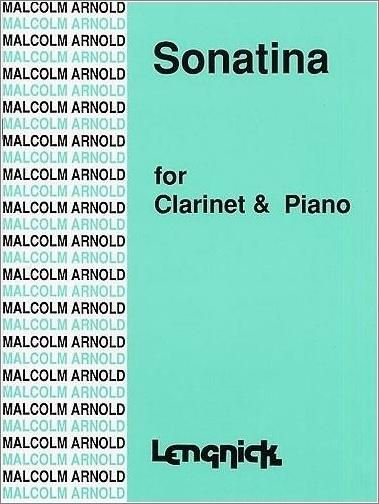 Arnold: Sonatina for Clarinet and Piano Op. 29