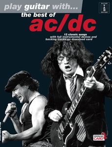 Play Guitar With... The Best of AC-DC