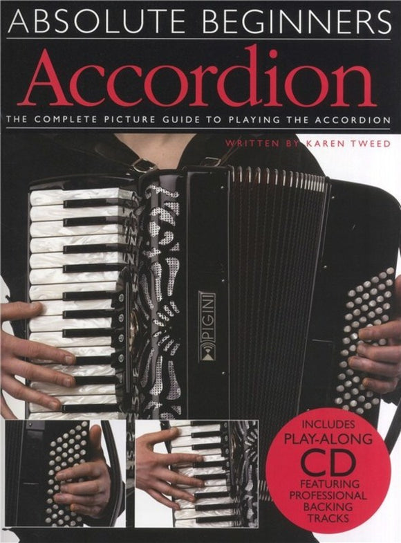 Absolute Beginners - Accordion