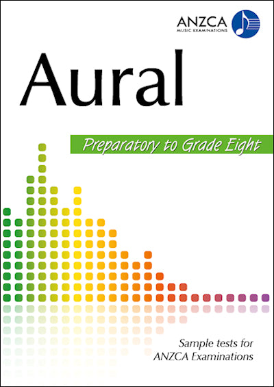 ANZCA Aural Tests (All Grades)