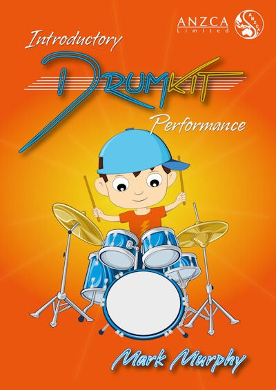 ANZCA Drum Kit Performance - Introductory