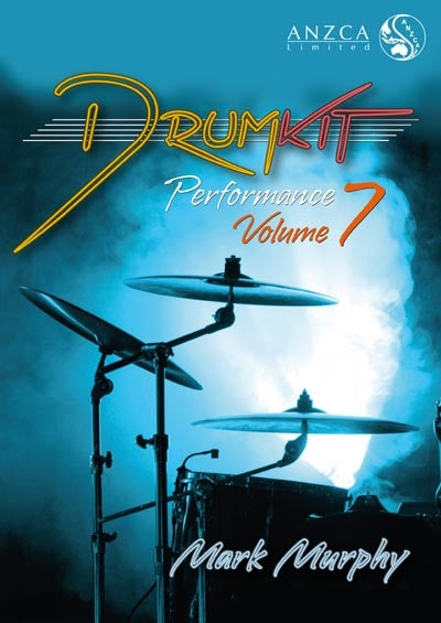 ANZCA Drum Kit Performance - Volume 7