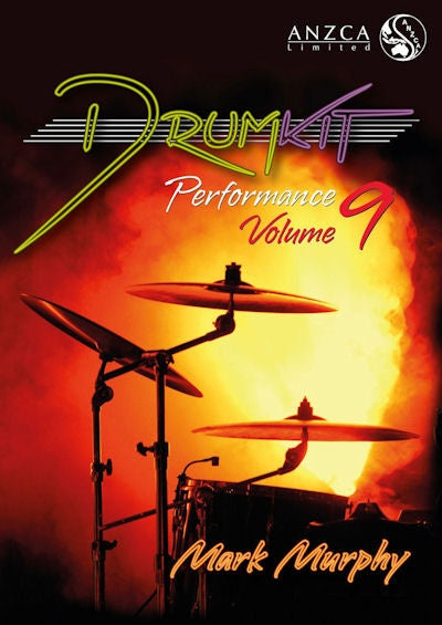 ANZCA Drum Kit Performance - Volume 9