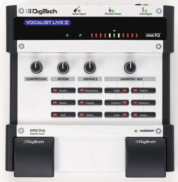 Digitech Vocalist 2