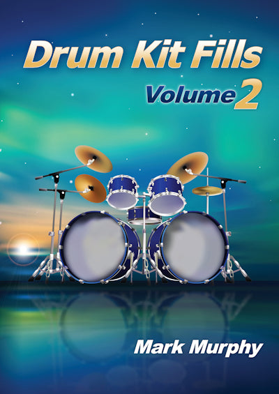 ANZCA Drum Kit Fills - Volume 2