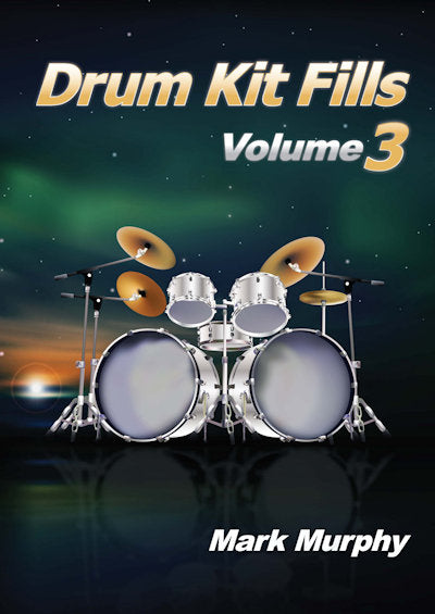 ANZCA Drum Kit Fills - Volume 3