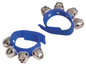 Wrist Bells (Pair), 4 Colours