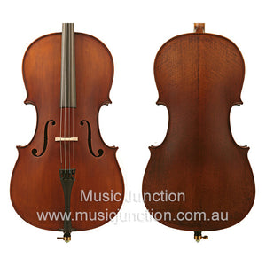 Enrico Student Plus 2 3/4 Size Cello Package