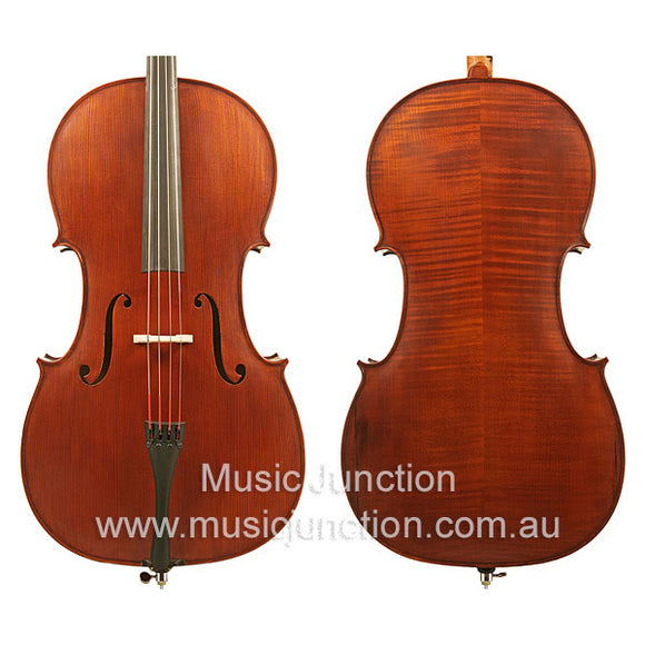Gliga 1 3/4 Size Cello Package