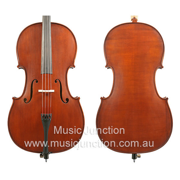 Gliga 3 Full Size Cello Package