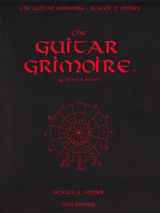 The Guitar Grimoire - Scales & Modes