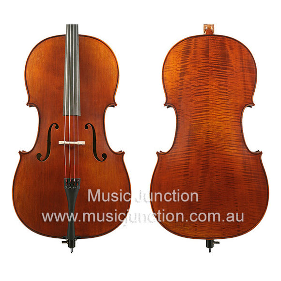 Gliga Vasile Advanced Full Size Cello Package