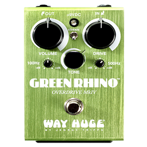 Way Huge Green Rhino Overdrive MKIV