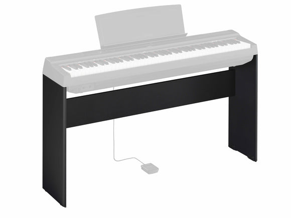 Yamaha L125B Stand for P125 Keyboard, Black