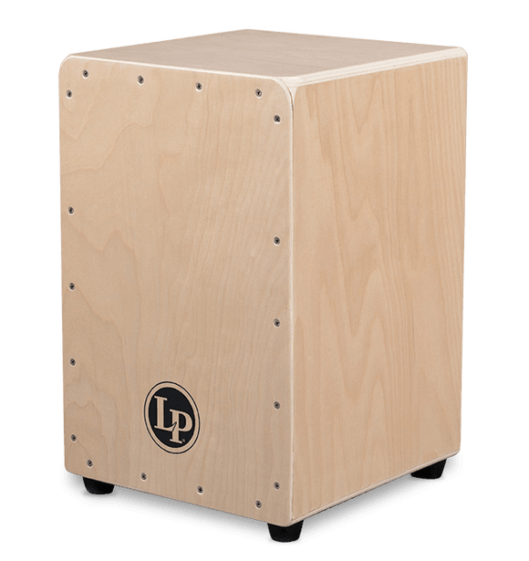 LP Asipre Natural Wire Cajon