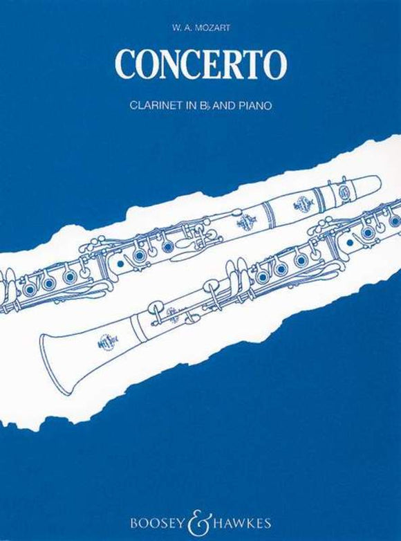Mozart: Clarinet Concerto A Major K. 622 (Cla. in Bb)