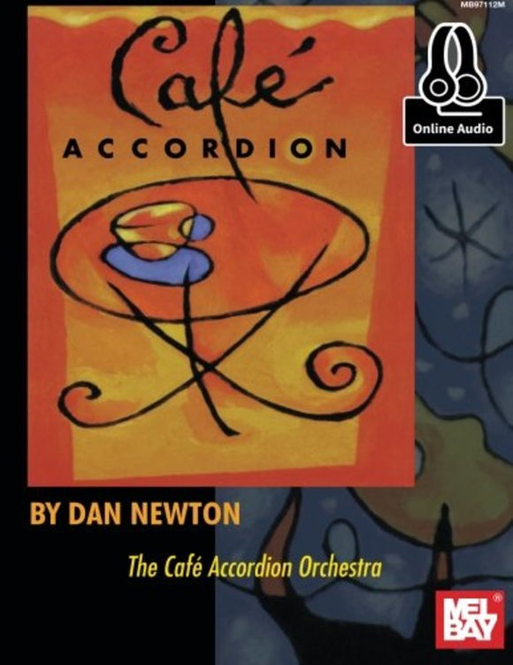 Cafe Accordion Bk/Oa
