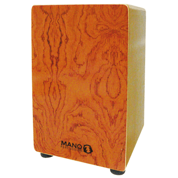 Mano Percussion Cajon with Bag, 3 Colours