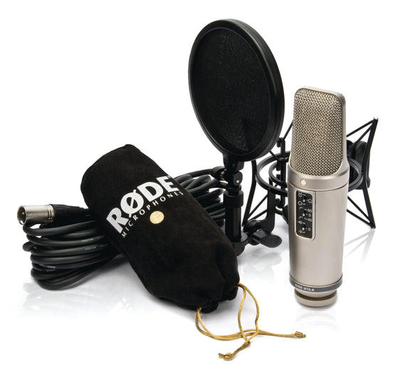 Rode NT2-A Multi-Pattern Condenser Microphone