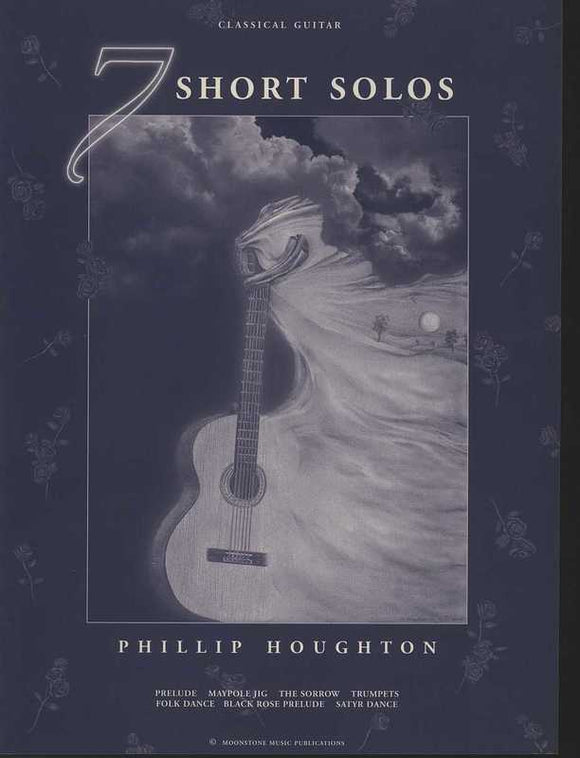 Houghton: 7 Short Solos for Classical Guitar