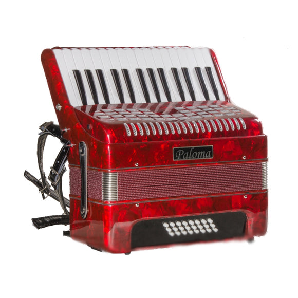 Paloma 724 24 Bass Accordion