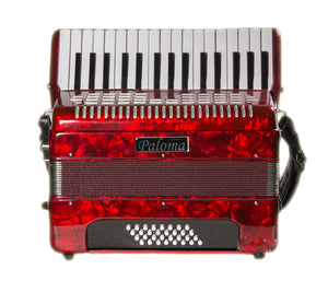Paloma 718 32 Bass Accordion