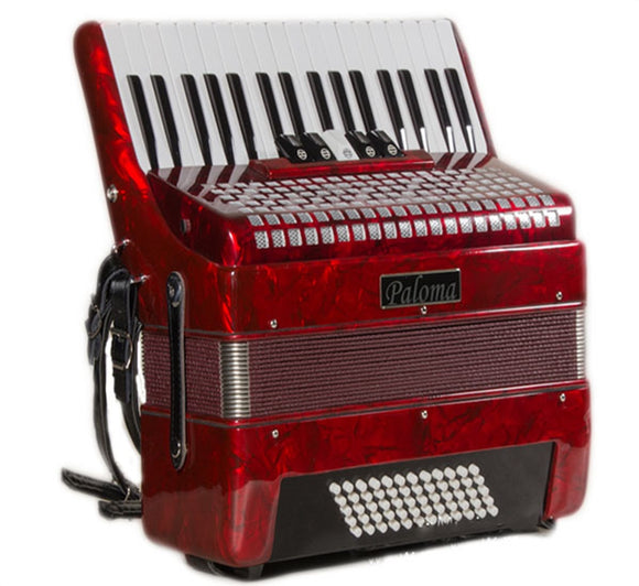 Paloma 711 60 Bass Accordion