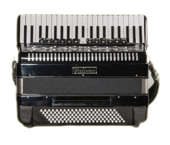 Paloma 712 Pro 120 Bass Accordion