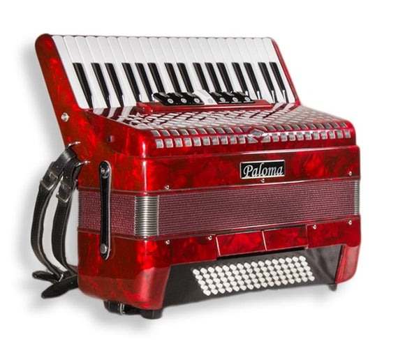 Paloma 96 Bass Accordion