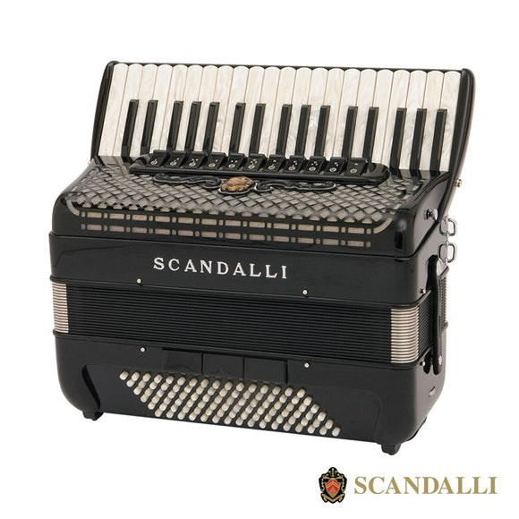 Scandalli Polifonico Ix Traditional 96 Bass