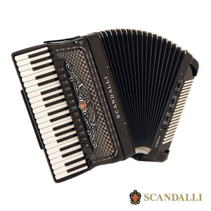 Scandalli Polifonico Xiv Dl Traditional 120 Bass