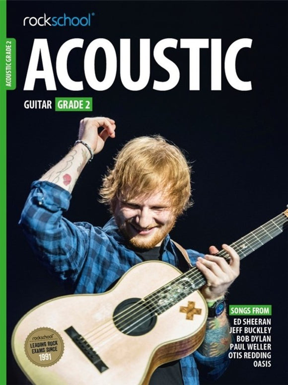 Rockschool Acoustic Guitar Grade 2 2016