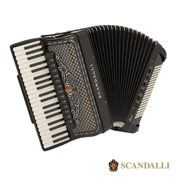 Scandalli Super L Traditional 120 Bass